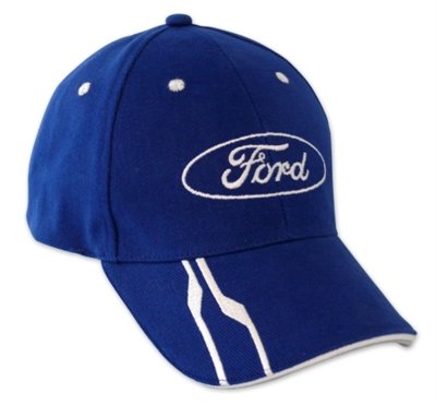 Бейсболка Ford Baseball Cap Blue, артикул 35020531